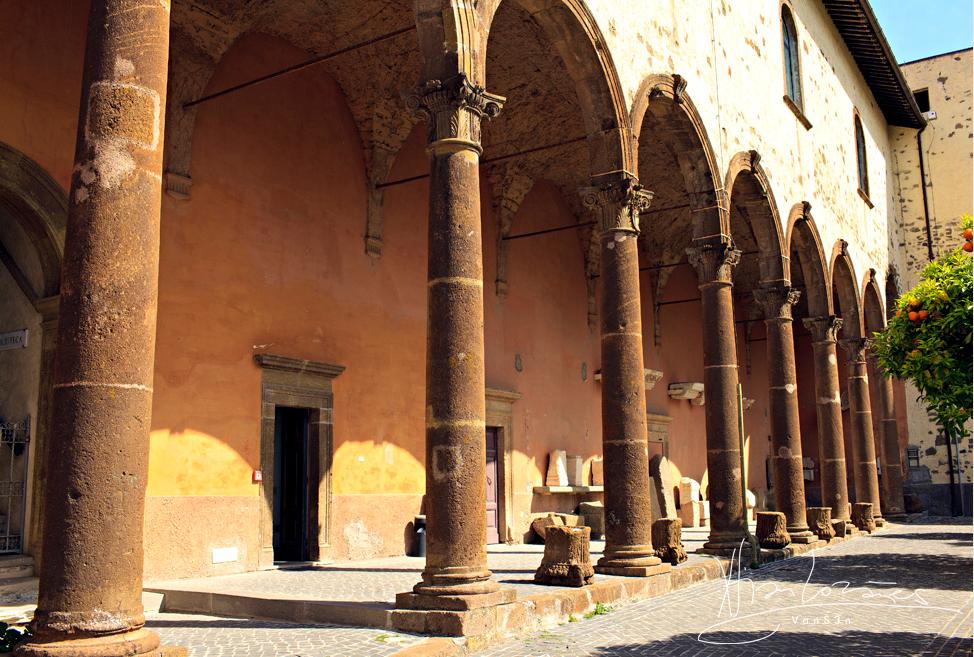 Grottaferrata (Abbazia di San Nilo), Lázio, Itália / Por Christian Evren Gimotea... - Flickr
