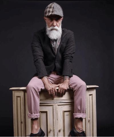 Barba Estilo Viking 20 Modelos New Old Man N O M Blog Bald With Beard Short Hair Styles Easy Beard Growth