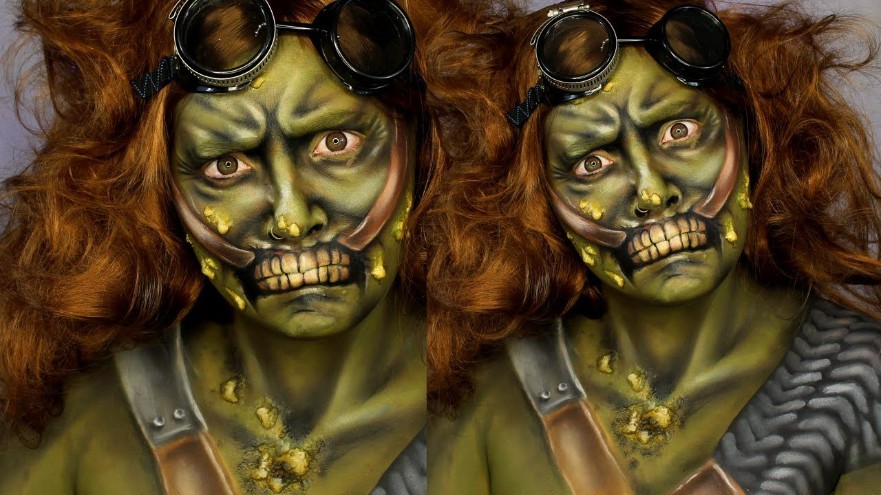 mutant cosplay super Fallout