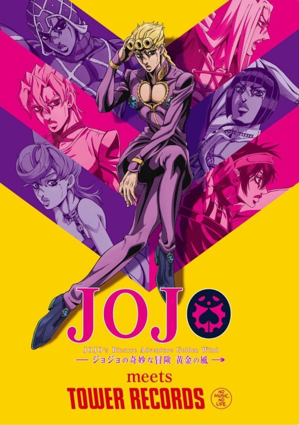 「anime」おしゃれまとめの人気アイデア|Pinterest|Concavedskull ジョジョ, ジョジョ
