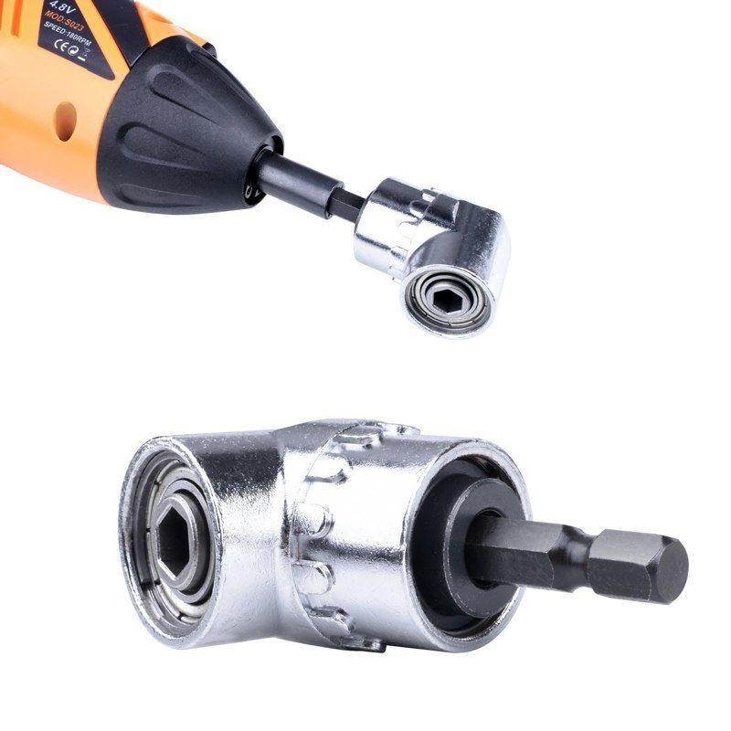 105 Degree Angle Screwdriver Set Socket Holder Adapter Adjustable Bits Drill Bit Angle Screw Driver Tool 1 4inch Hex Bit Socket Aliexpress New Screwdriver