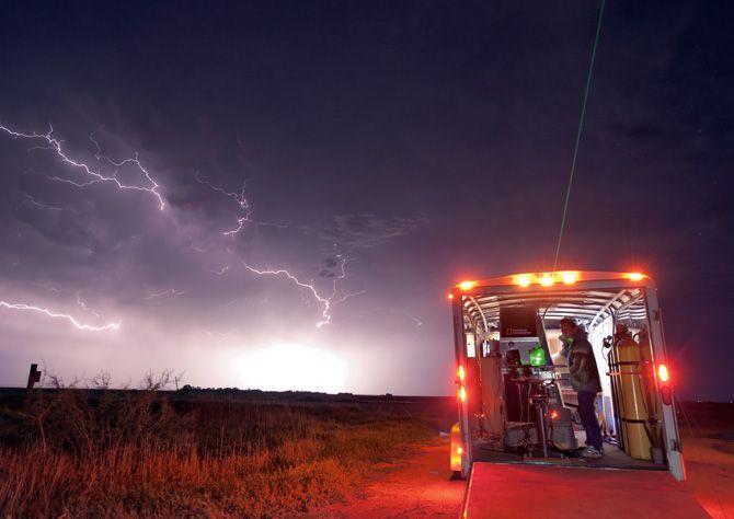 Chasing Lightning 3
