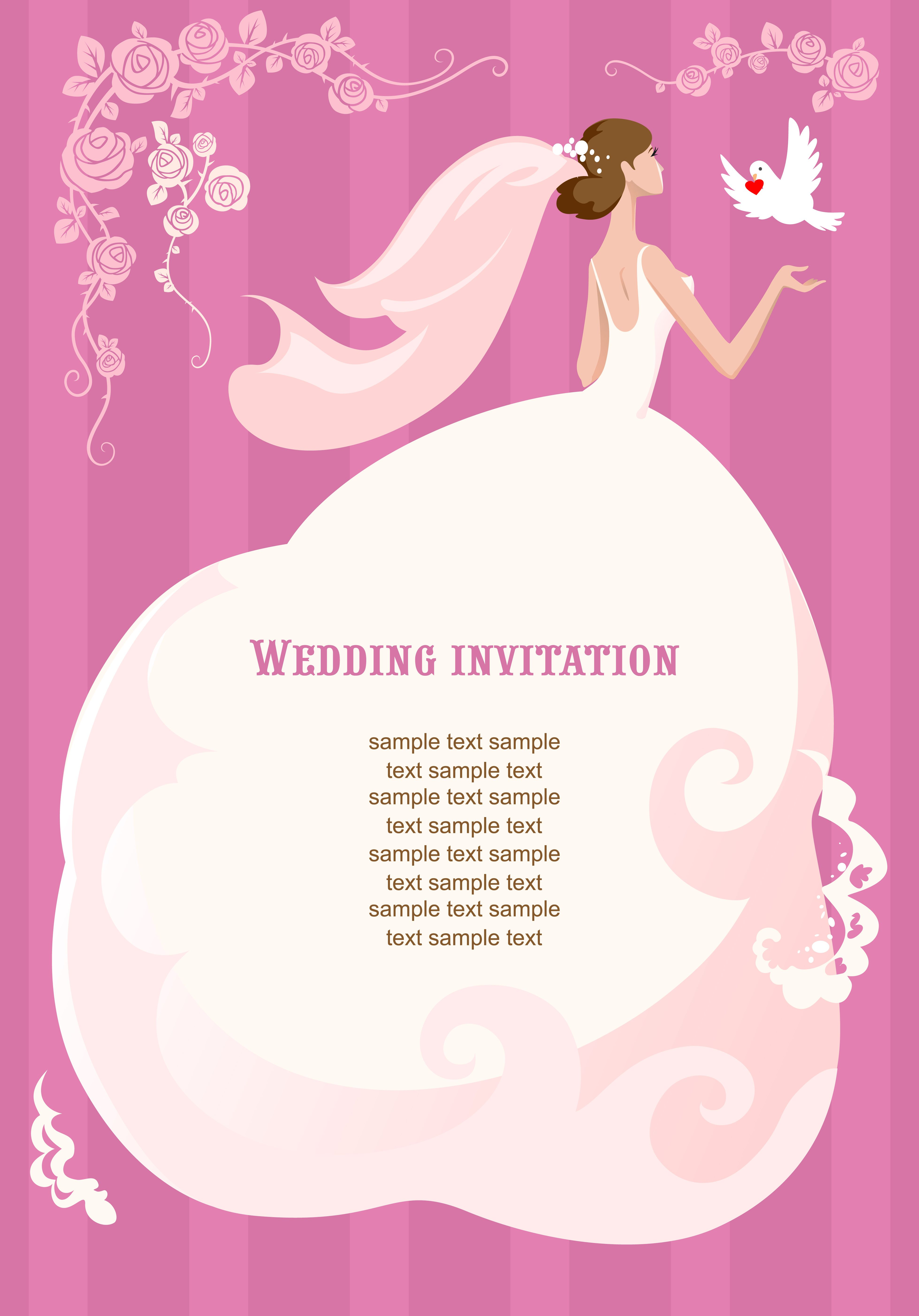 free vector Beautiful love theme background 02 vector graphic ...