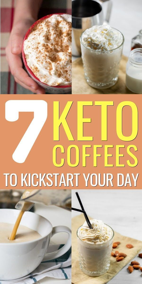 The 7 Best Keto Coffee Recipes To Kickstart Your Day #pumpkinspiceketocoffee