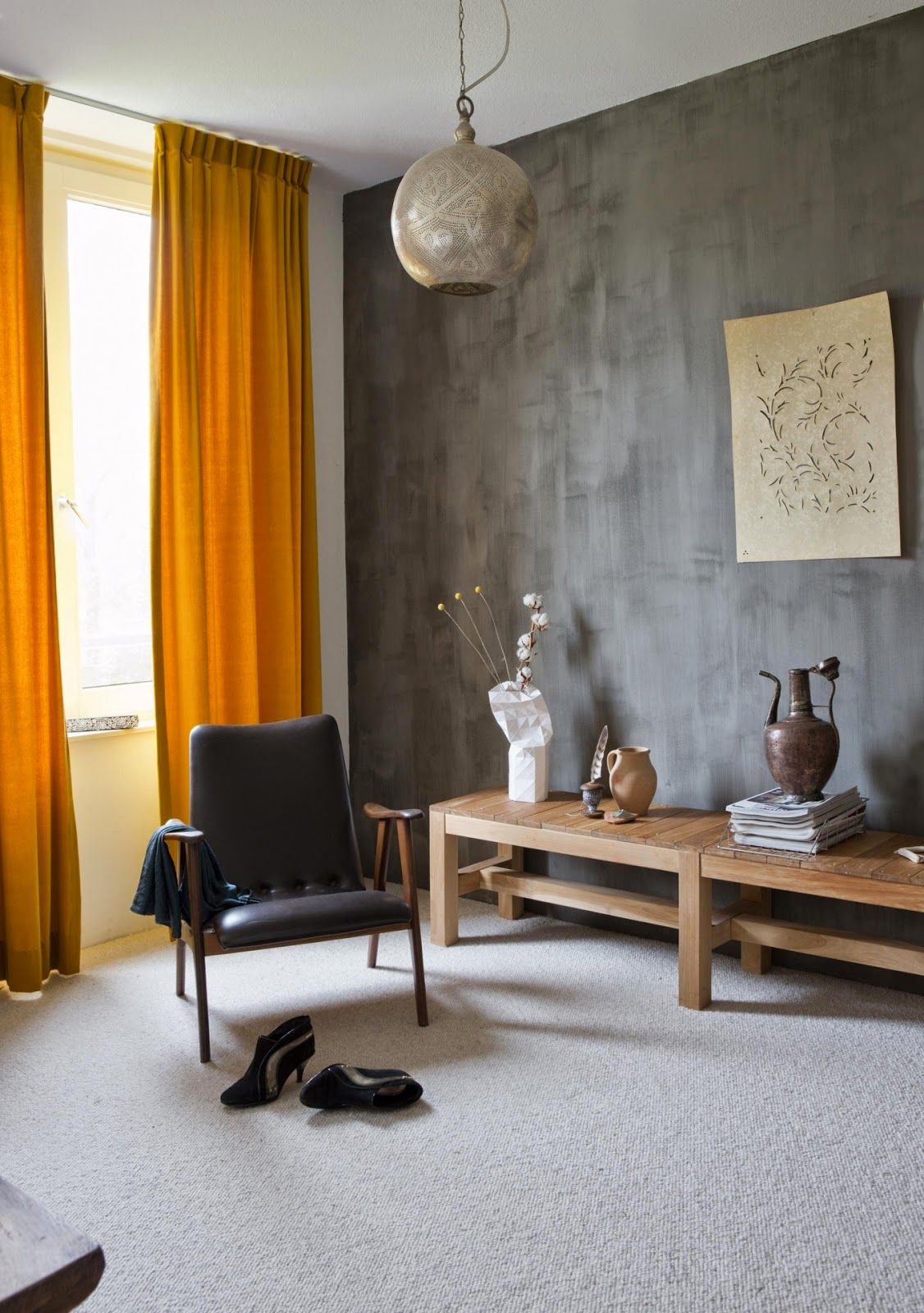 A house in Netherlands with a bohemian spirit
