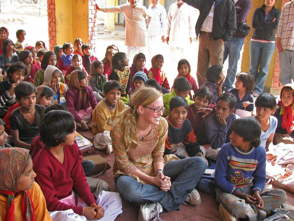 Students Study Abroad in India | UC Davis student Tyson Babayco says of his time in India ...