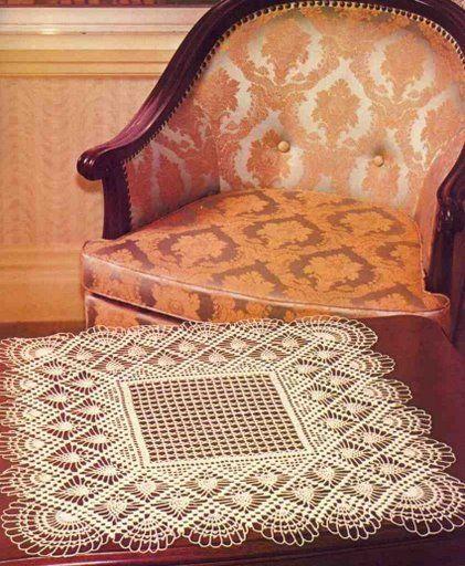 Hogar...Crochet - Thalia Atalaya - Álbumes web de Picasa | DANTEL ...