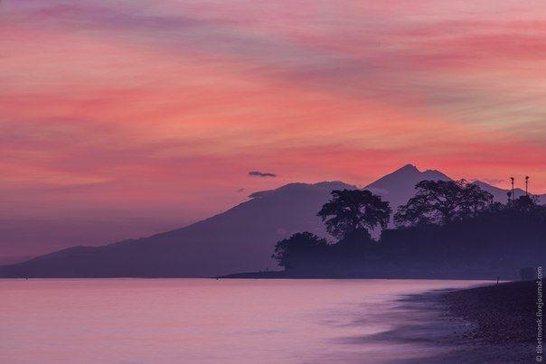 Закаты и рассветы на Бали, Индонезия - Путешествуем вместе
