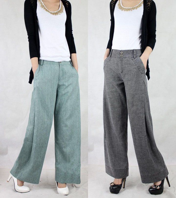Long culottes #wide #leg #pants | Fashion - Modest Clothing ...
