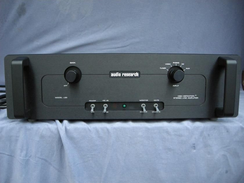 Audio Research LS5 MkII fully balanced line stage
