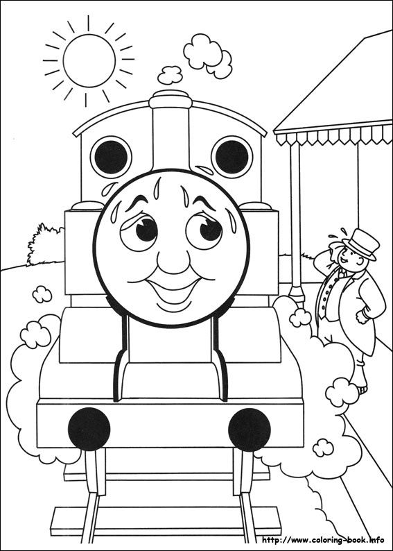 Pin de LMI KIDS Disney en Thomas the Train & Friends / Thomas & ses ...