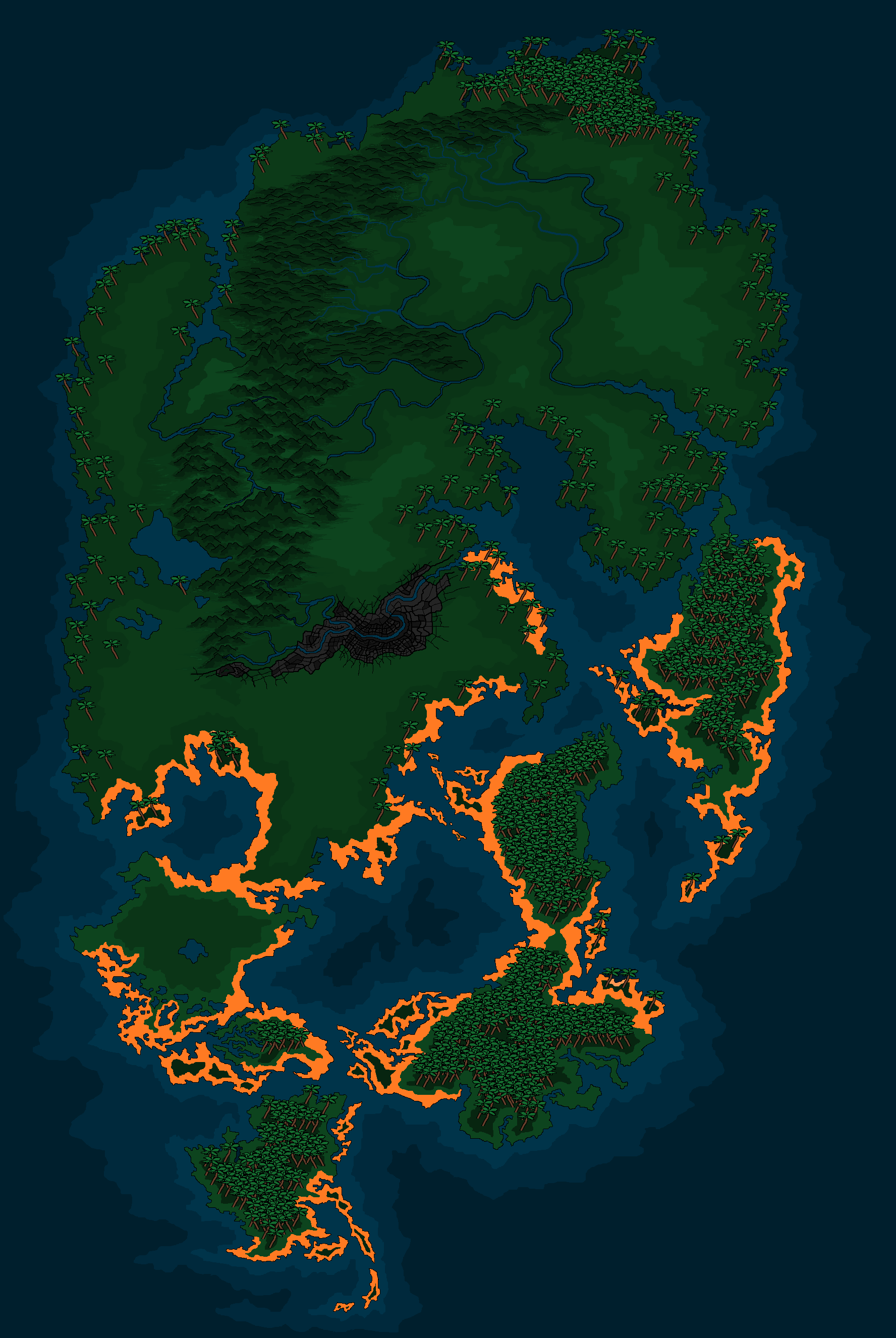 First i had a world map then a city map now heres modern arts first i had a world map then a city map now heres a little bit of gumiabroncs Image collections