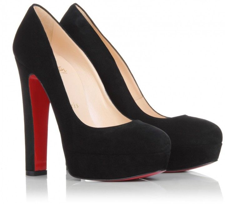 botte imitation louboutin