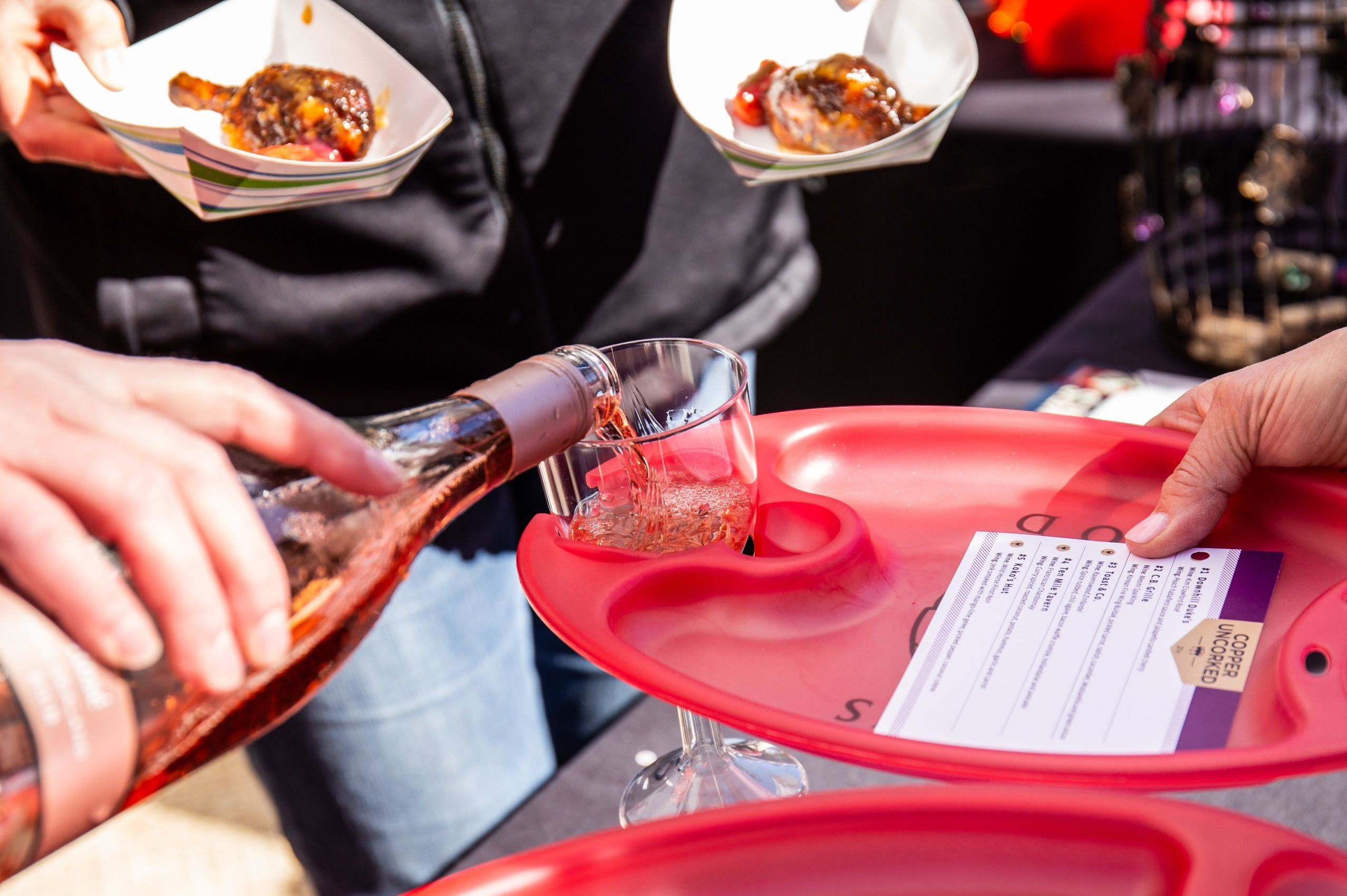 Events At Copper Copper Uncorked Wine And Wing Tasting And Cooking Competition At Copper Mountain In Mac And Cheese Fest Food Competition Cooking Competition