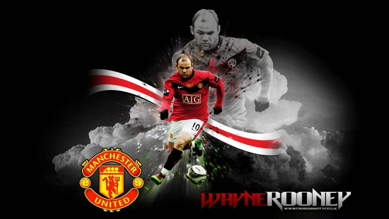 Most Beautiful Rooney Manchester United Wallpapers Wayne Rooney Manchester United 3