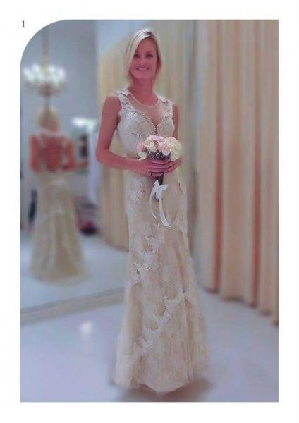 vestidos de novia natalia antolin 2014 | vestidos | pinterest