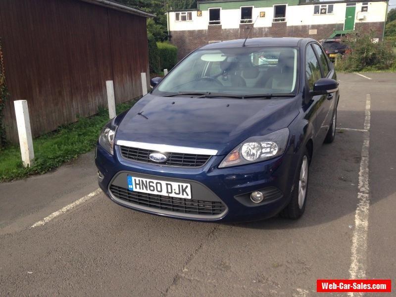 Ford Focus Zetec 1 6 Tdci 5 Door 60 Plate Ford Focus Forsale Unitedkingdom Cars For Sale Ford Focus Ford Focus Zetec
