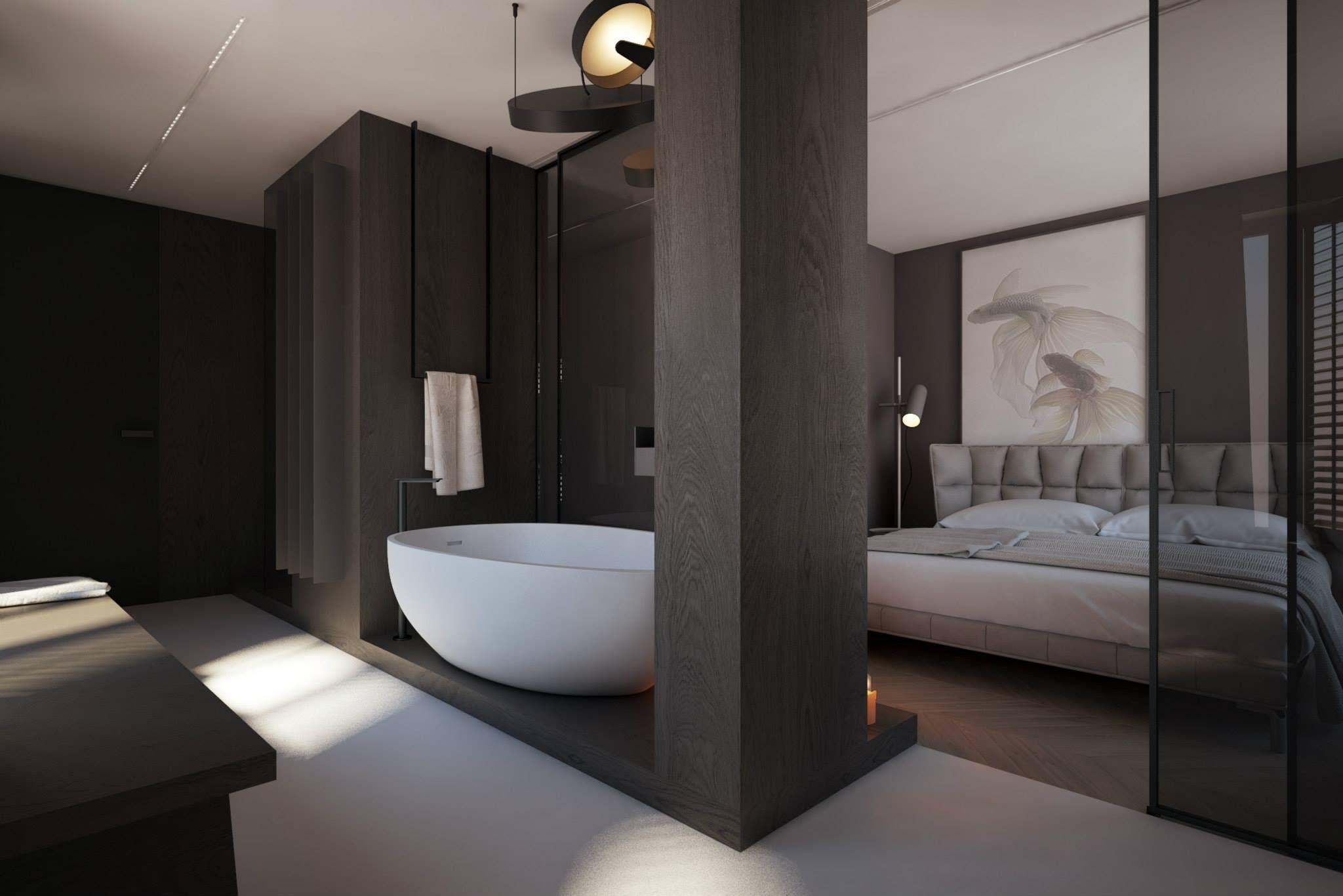 Kuoo architects interior bathroom in 2018