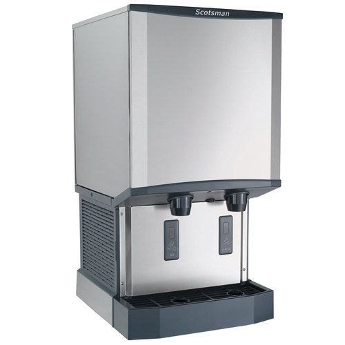 Meridian Countertop Ice Machine And Water Dispenser 40 Lb Bin