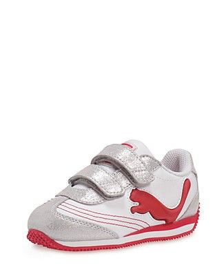 8cf8daf118b6 Puma Shoes Infant Girls  Speeder Illuminescent V GS Sneakers - Sizes 4-7  Infant  8-10 Toddler PRICE   50.00