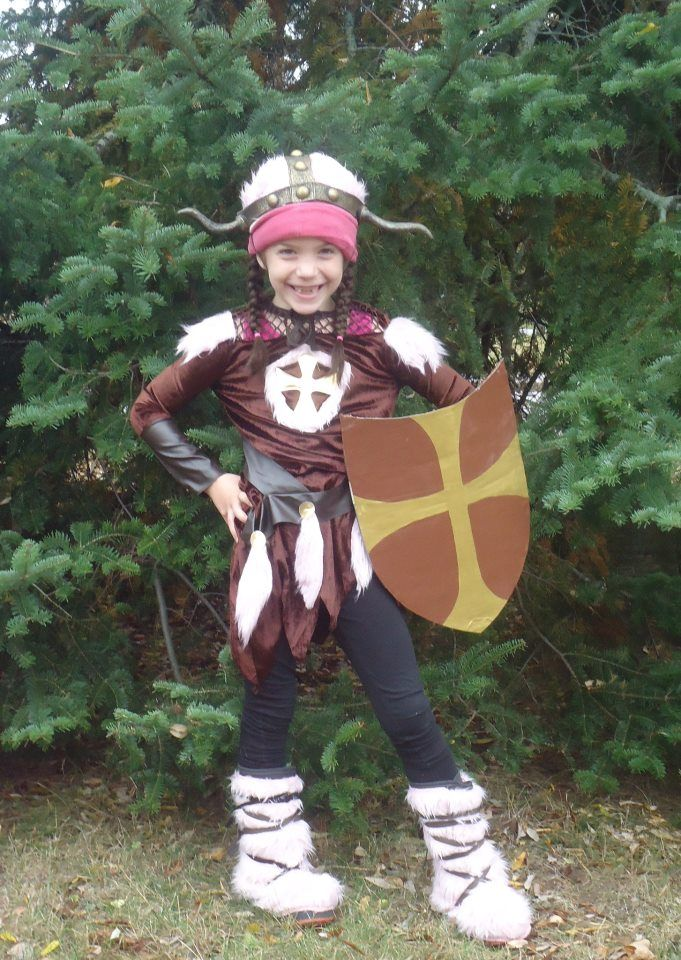 Girls viking costume how to train your dragon astrid costume girls viking costume how to train your dragon astrid costume ccuart Choice Image