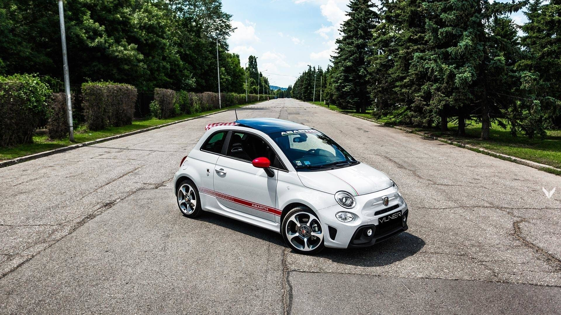 2020 Fiat 500 Abarth New Concept