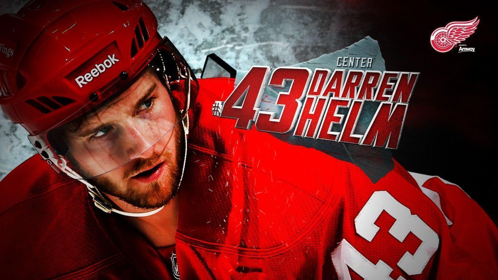 Pin on 200+ Detroit Red Wings Wallpaper