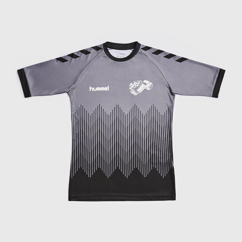 SoccerBible Hummel Football Shirt - Post Modern Game  67cb4ac9a