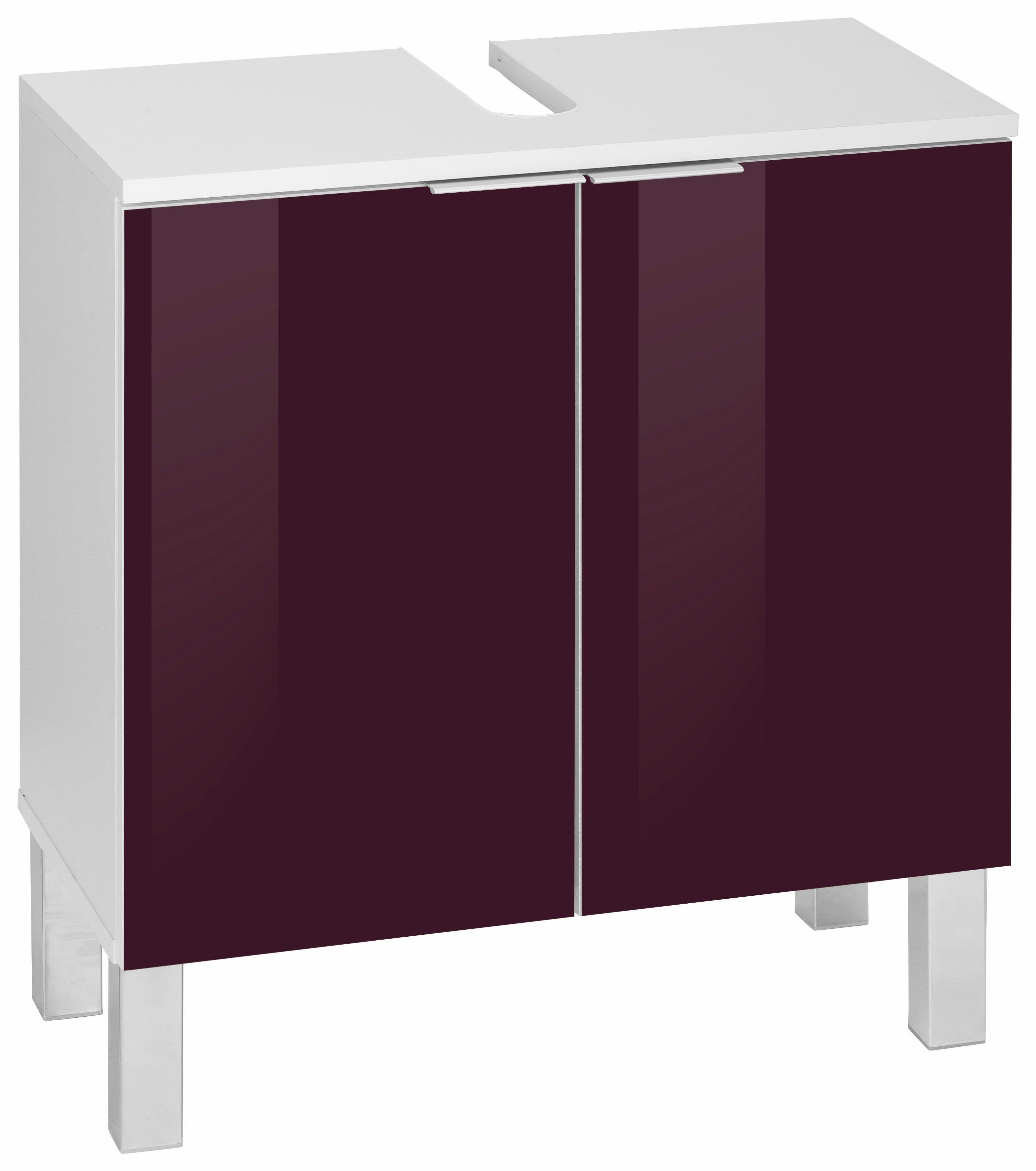 Möbel Tessin kesper waschbeckenunterschrank lila tessin jetzt bestellen unter