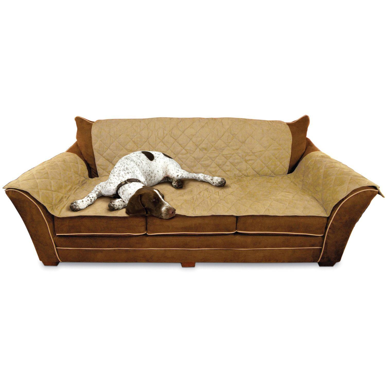 Fingerhut   Microsuede Pet Sofa Cover