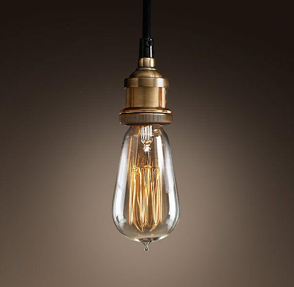bar lighting bare bulb lighting