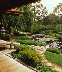 Merveilleux Japanese Garden Designed By Sano Tansai