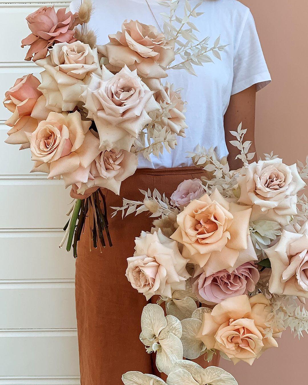 Wilderness Flowers On Instagram In 2020 Wedding Design Decoration Rose Wedding Bouquet Floral Wedding