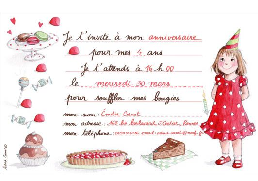 Image result for party invitation in french birthday pinterest image result for party invitation in french stopboris Gallery