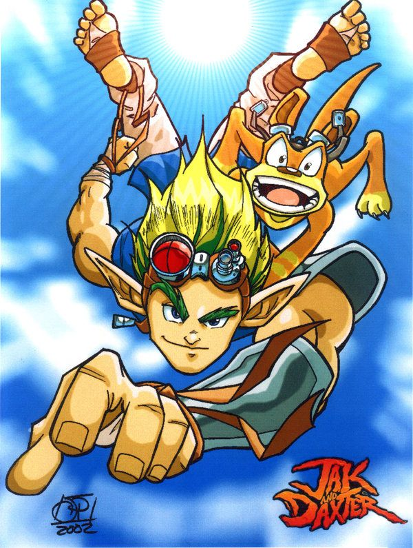 Pin On Jak And Daxter