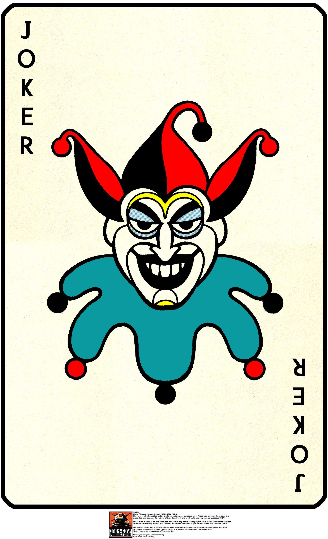 joker card symbol