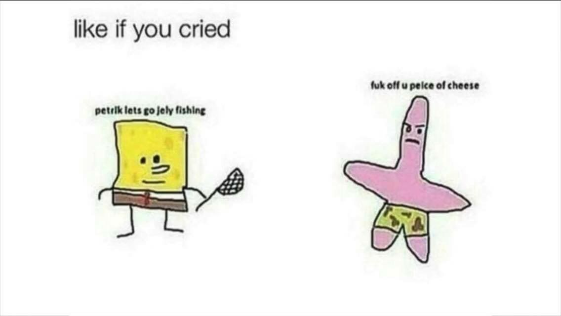 Pin By Lauren Cachera On Spongebob Squarepants Memes Funny Memes Spongebob Memes