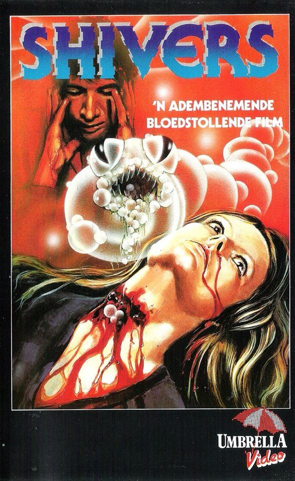 Shivers aka They Came From Within (1975)