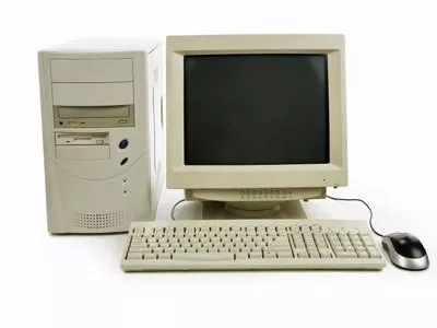 Gambar Komputer Generasi Pertama Penelusuran Google Komputer Monitor Gambar