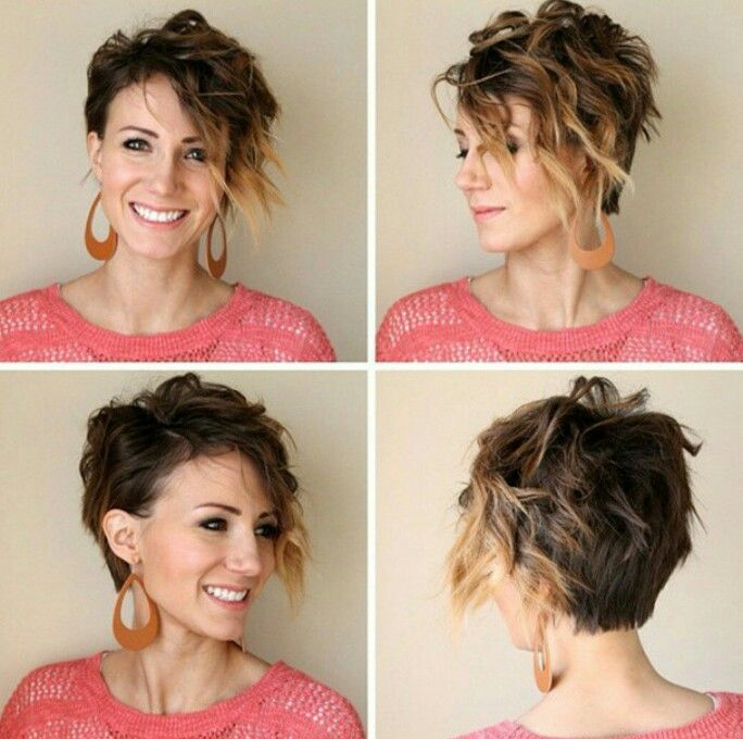 Razor Cut A Line Pixie Silver Hair Pinterest Pixies Short