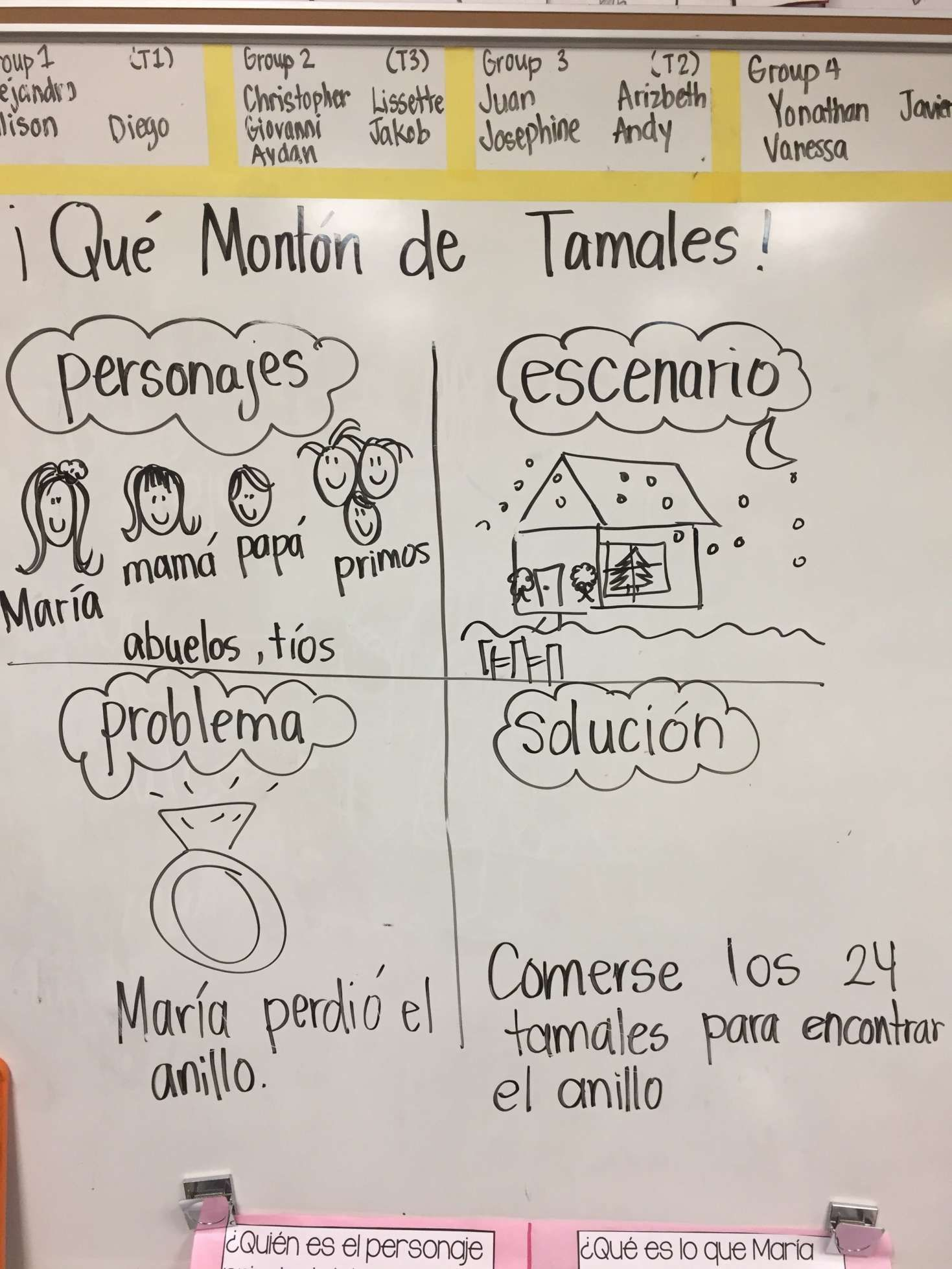 8 Too Many Tamales Worksheet Kindergarten