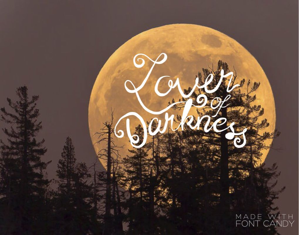 Fall Aesthetic Wallpaper Desktop Quotes Tumblr Autumn Supermoon Night Wallpaper Desktop Typography