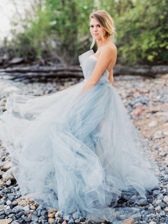 Etwas blaues - Hochzeitskleid  Hochzeitskleid blau, Hochzeit