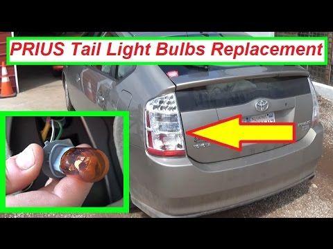 Youtube Tail Light Toyota Prius Prius