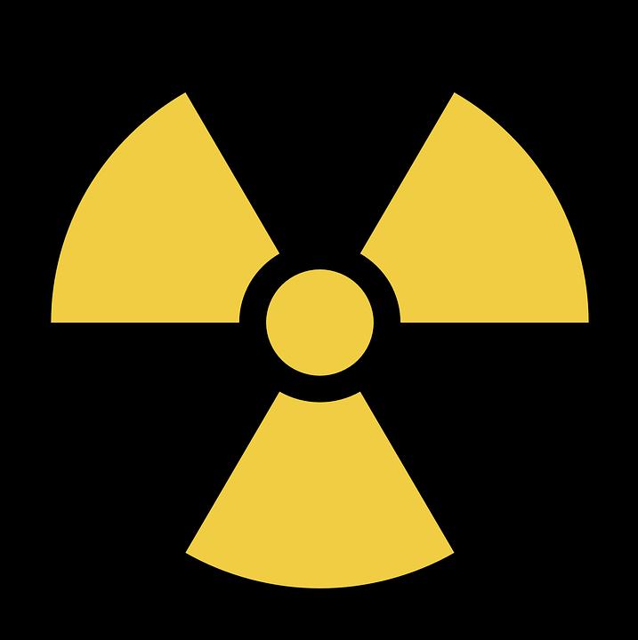 Free Image On Pixabay Radioactive Symbols Danger Pinterest
