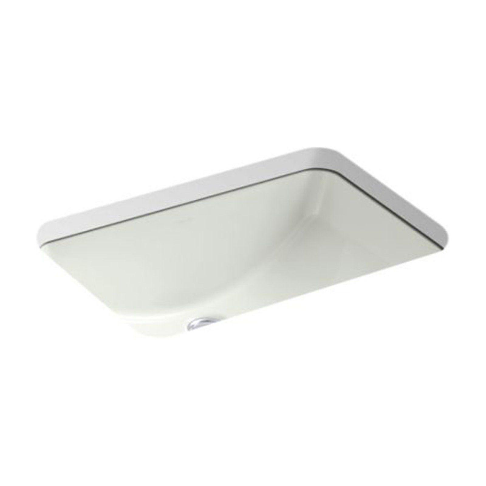 Kohler Ladena K2214 Undermount Bathroom Sink Small Bathroom