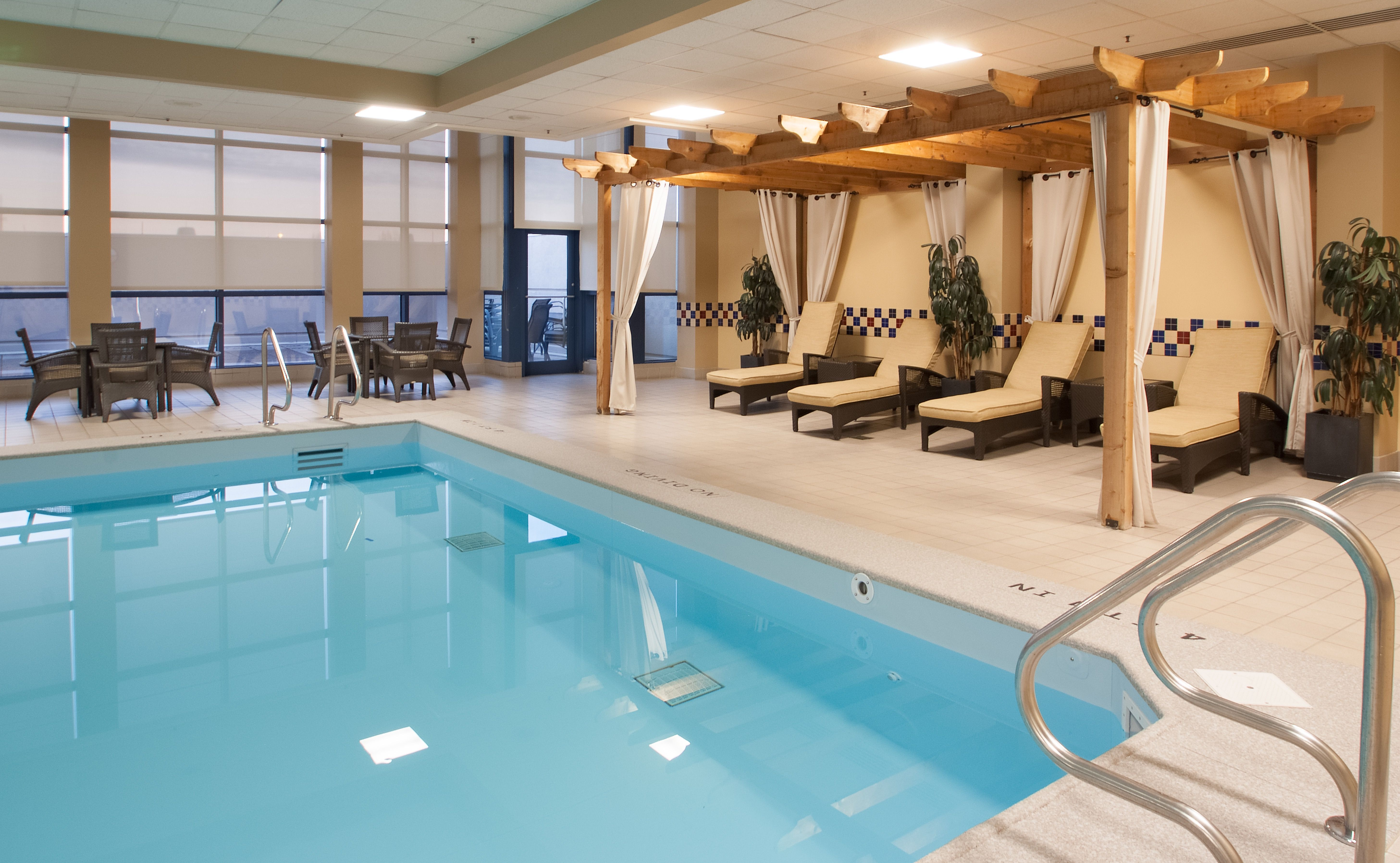 Our Indoor Pool Fun For Children And Perfect For Healthy Laps