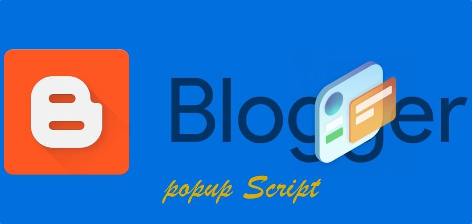 طريقة إضافة نافذة منبثقة علي مدونتك البلوجر Gaming Logos Logos
