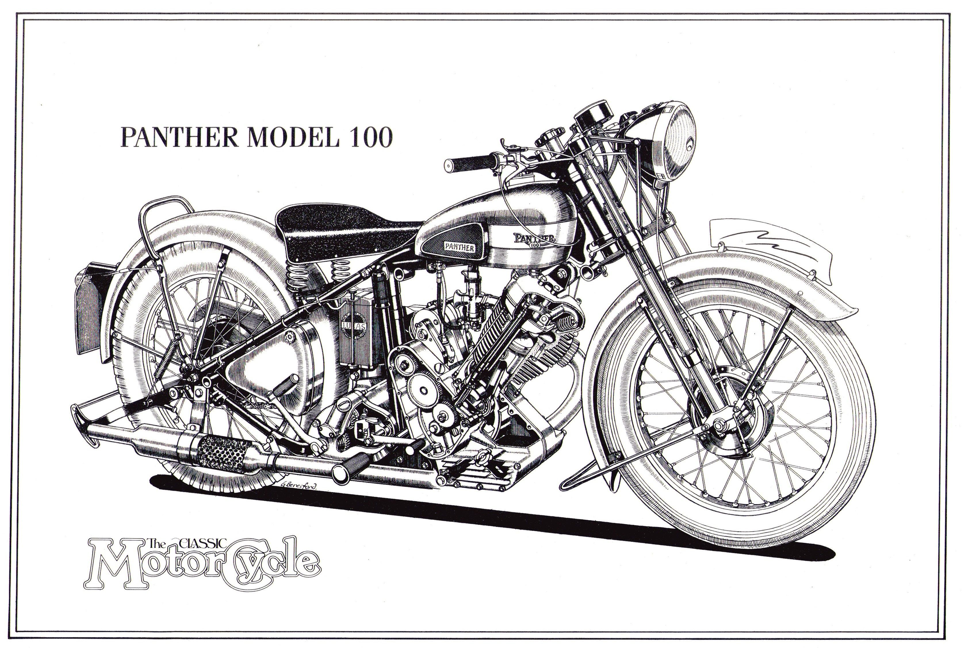 Panther Model 100