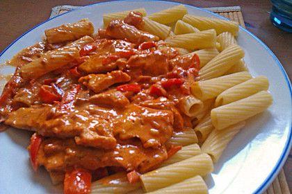 Paprikaschnitzel #chickenalfredo